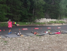 Summer Camp Biathlon