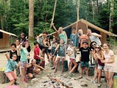 Camp lodges