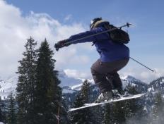 Ski / Snow Rider à Chatel
