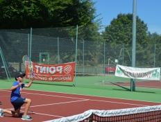 Mon tournoi de tennis